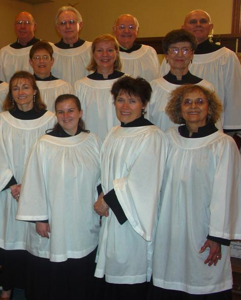 Margaret s include the Chancel Choir and the Motet Ensemble who take turns performing for the 9 and 11:15 Sunday services.