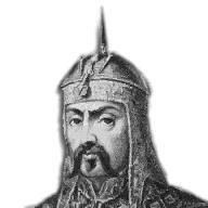 one accepted title Genghis Khan or universal ruler spent 21 years conquering much of Asia driven by revenge and conquest
