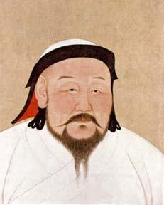 They kept their own identity, and when they finally kicked the Mongols out in 1368, the Chinese were able to establish the Ming Dynasty under traditional Chinese practices, which they had never lost.
