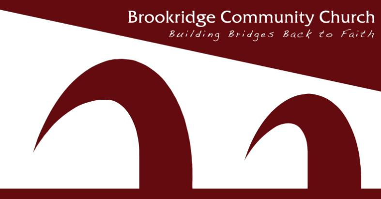 Brookridge Community Church Statement of Faith I. General Principles This statement faith is one that first and foremost reflects the authoritative and revelatory status of Scripture.