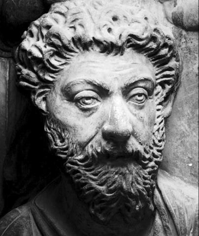 Deep Thoughts by Marcus Aurelius The happiness of your life depends on the quality of your thoughts. Very little is needed to make a happy life.