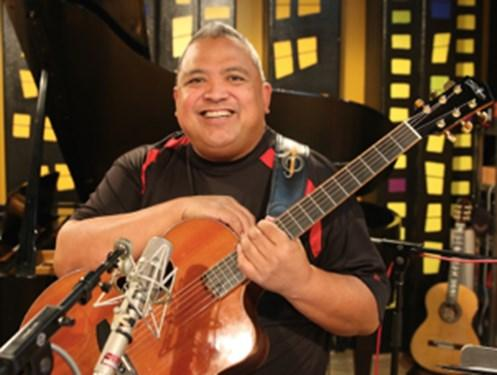 Presenter Jesse Manibusan is a composer, singer/songwriter, storyteller, humorist, catechist, evangelizer and encourager.