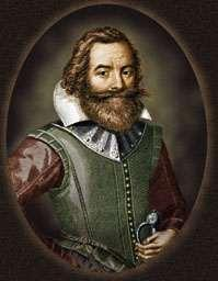 John Smith 1580-1663 Virginians know that Captain John Smith was one of the first American heroes.