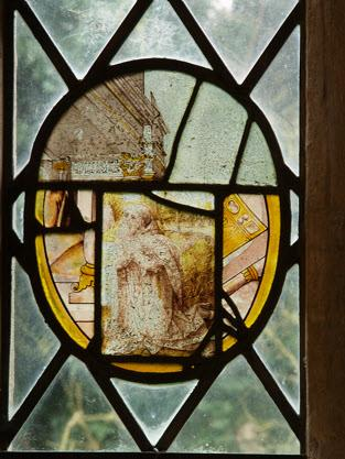the well known stained glass artist C. E. Kempe (1837-1907).
