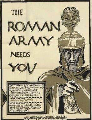 The Roman Military Strongest military in the world for hundreds