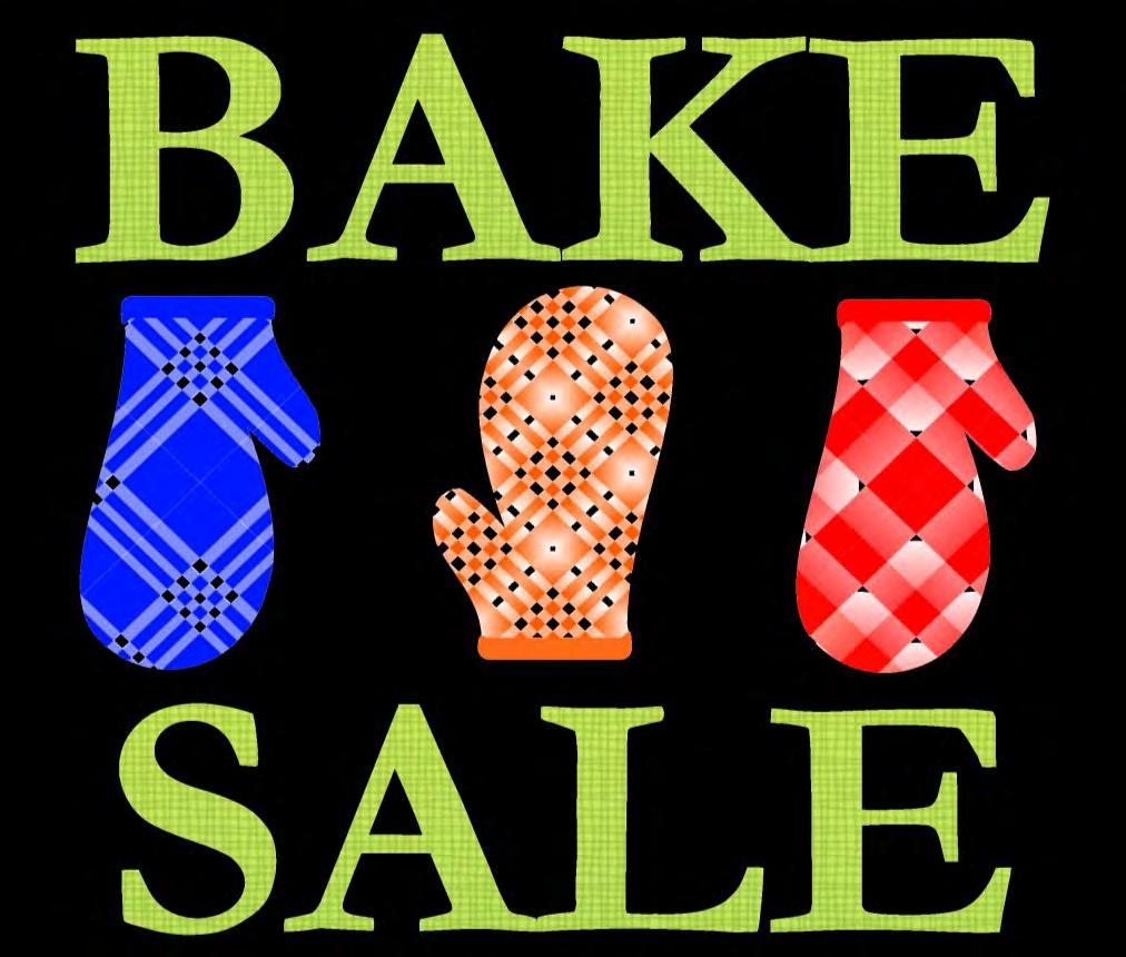 ALTAR SERVERS BAKE SALE December 16th - After all the Sunday Masses in