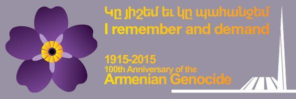ONE HUNDRED YEARS OF REMEMBRANCE This year Armenians worldwide are commemorating the 100th anniversary of the Armenian Genocide that many believed to be the death-knell of the Armenian people.