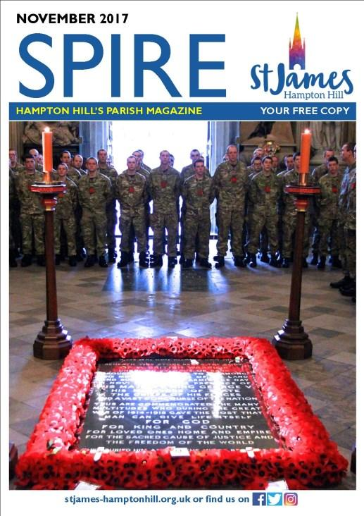 uk Please take a copy of the Spire magazine