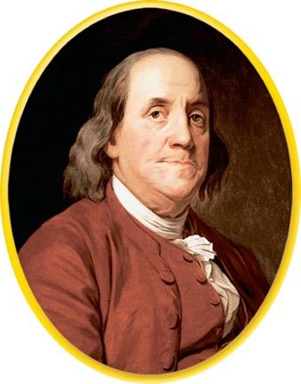 At age 17, Benjamin Franklin started the Pennsylvania Gazette, which became the most widely read newspaper in the colonies.