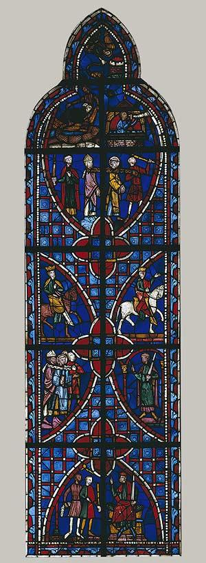 Late Gothic 1300-1400 Scenes from