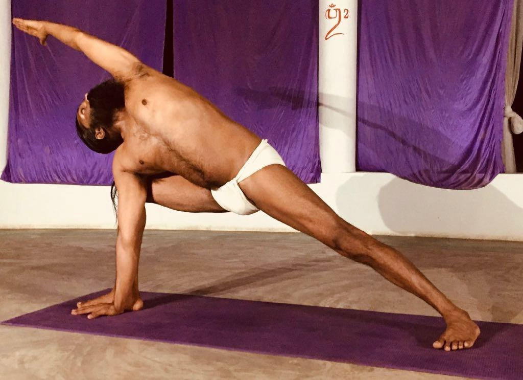 Himalayan Hatha Yoga Saturday, 2 February 10:00am 12:30pm This section will allow you to experience the essence and authenticity of true Hatha Yoga with Yogi Ashokananda s signature style of