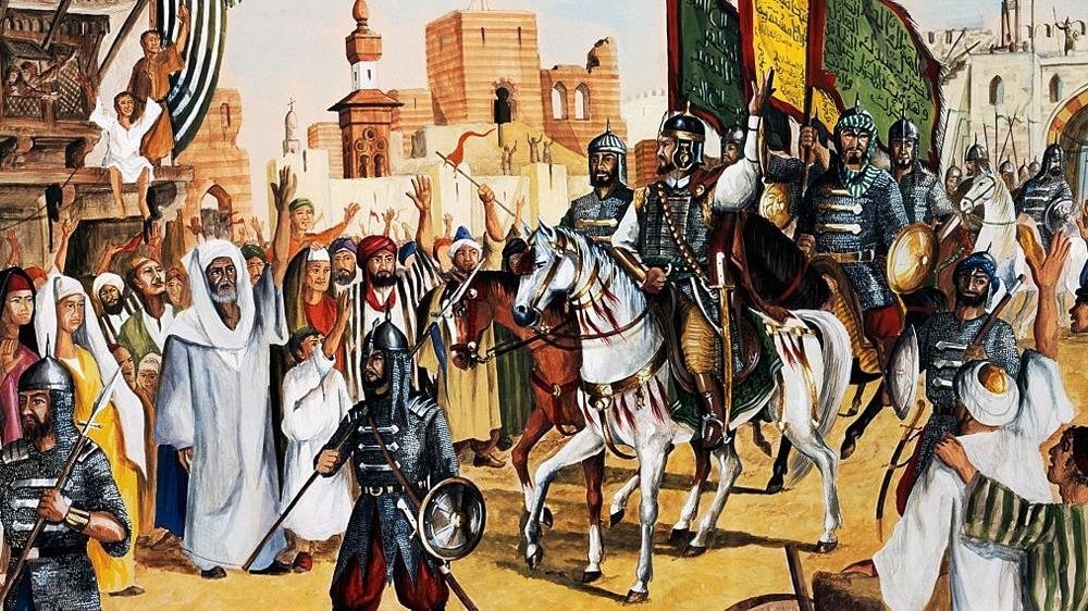 Expansion 633 750AD 641 Arab Muslims enter Egypt and