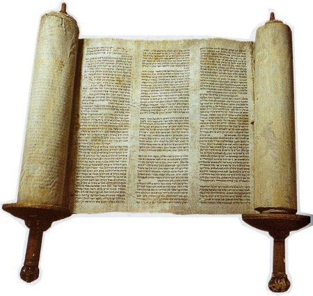 Judaism Holy Book The most holy Jewish book is the Torah (the first five books of the Christian Bible).