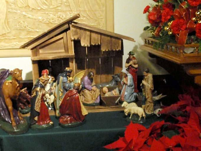 CHRISTMAS DAY SERVICE CELEBRATING THE BIRTH OF OUR LORD JESUS CHRIST Sunday, December 25 10:00 A.M., FESTIVE HOLY COMMUNION Celebrate the birth of our Lord Jesus Christ with the Holy Communion service.
