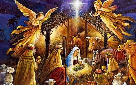 Christ, the real reason of Christmas December is not only the twelfth month of the year, but a month that is magic for many people. And it is magic because Christmas and all its spirit is around.