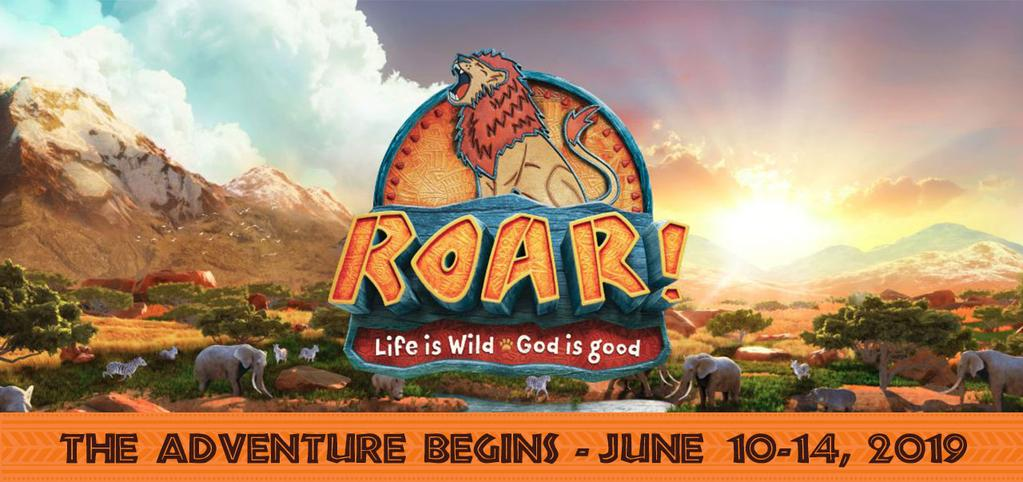 Volunteers Needed Our annual Vacation Bible School is fast approaching and we need volunteers like you to help make it happen!