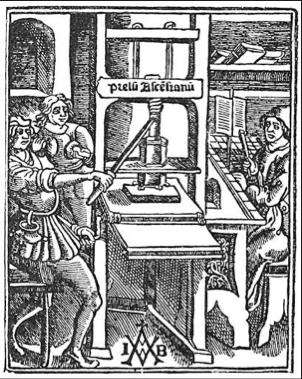 SSWH9 Protestant Reformation, English ELEMENT D: EXPLAIN THE IMPORTANCE OF GUTENBERG AND THE INVENTION OF THE PRINTING PRESS