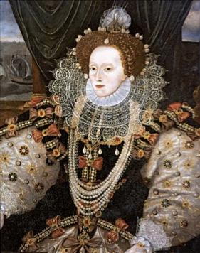 ELIZABETH I q Edward died six years later leaving the throne to his oldest sister Mary.