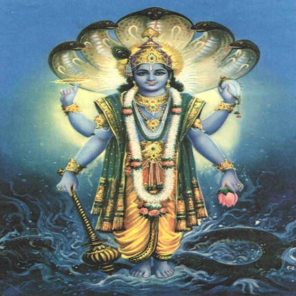 force (Brahman). Hindus consider the other gods to be parts of the one universal God.