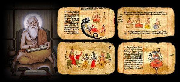 THE VEDAS Devout Hindus follow a series of four books of knowledge known as the Vedas.