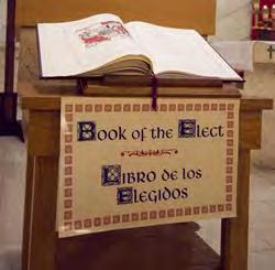 The Third Rite: The Rite of Election (1 st Sunday of Lent) R.C.I.A.