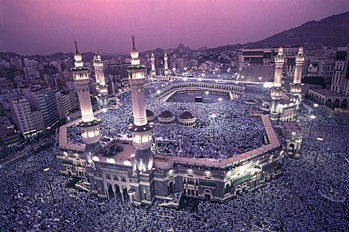 1. important before Islam a. Kaaba the preeminent shrine in Arabia i.