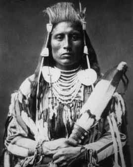 Plains Indian men protected the women, children and elders. They passed their valuable skills to the boys. They supervised the spiritual life of the community by leading religious ceremonies.