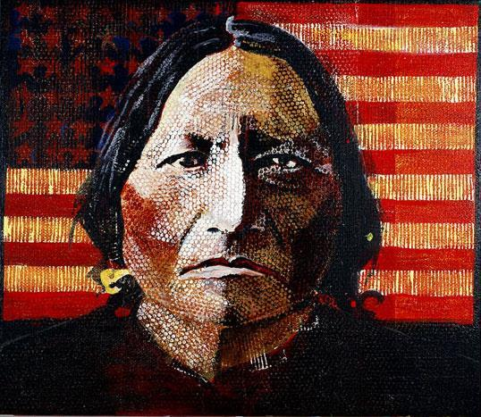 As the settlers moved for the West the United States promised to protect the Indians hunting grounds. The United States Government broke promise after promise. This made the Indians very angry.
