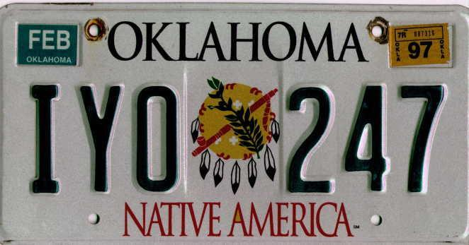 In 1867, the Southern Plains Indians signed a new agreement with the United States Government.