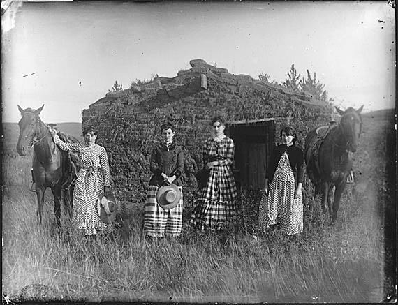 5. Farming in the West Homesteading How did the farmers on the plains struggle to make a living? I can explain how the Transcontinental Railroad and the Gold Rush effected the West.