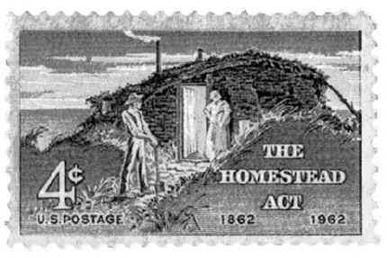 The Homestead Act had its problems. Only about 20% of the homestead land originally went to small farmers. Big land owning companies took large areas of land illegally.
