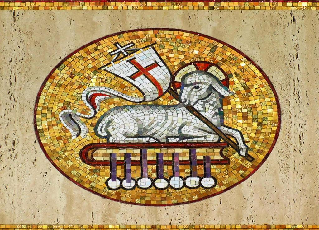 Worthy is the Lamb that was slain to receive power, and riches, and wisdom, and strength, and honor, and glory, and