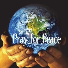 Hour of Prayer for Peace: Thursday evenings from 6-7PM in the Convent Chapel.