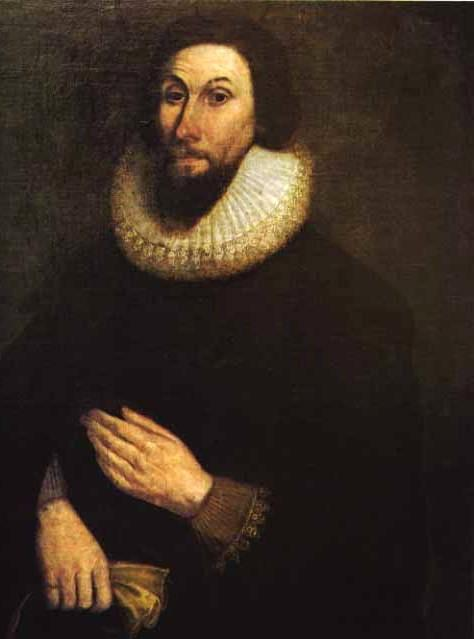 John Winthrop Well-off attorney and manor lord in England. Became 1st governor of Massachusetts.