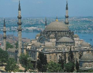 Ottoman Empire: The Arts Popular subjects poetry, history, geography, astronomy, math, architecture Sinan, an architect, built Mosque of Suleyman Also built fortresses,