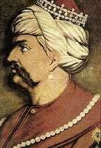 Ottoman Empire: Selim the Grim (1512-1520) Mehmed s grandson Defeated Safavids in 1514 - Battle of Chaldiran Swept