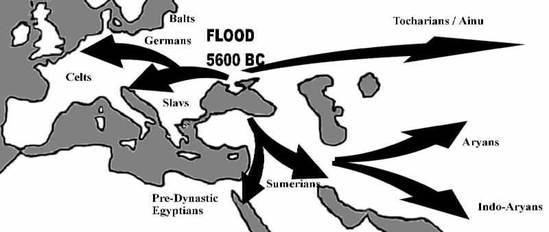 A. mysterious ; much is B. co-capitals of and C. By 1750 BCE 1. damage to local environment 2. Volcanic eruption 3.
