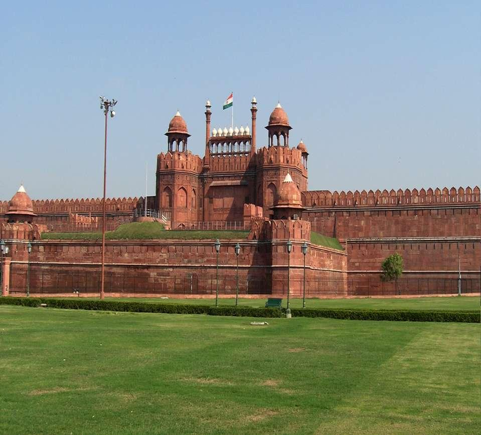 The Red Fort,