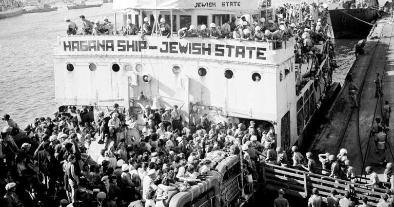 Palestine and the Mideast Crisis (cont.) After World War I, many Jews migrated to Palestine, the area Zionists claimed to be their promised land.