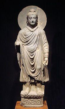 Buddhism Definition: Buddhism was founded by Siddhartha Gautama in India.