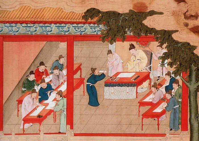 Civil Service Exam Definition: An examination during the Han dynasty which determines the kind of government job you were able to work as well as your overall understanding of the teachings of