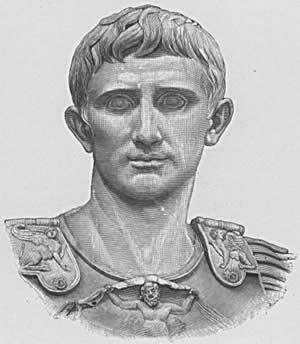 Finally Peace and Prosperity in the Roman Empire Caesar s nephew, Octavian (AKA Augustus) built a monarchy disguised as a