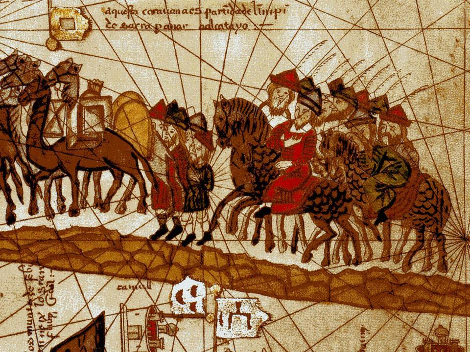 As empires expand, new people were drawn into their conquerors economies and trade networks.