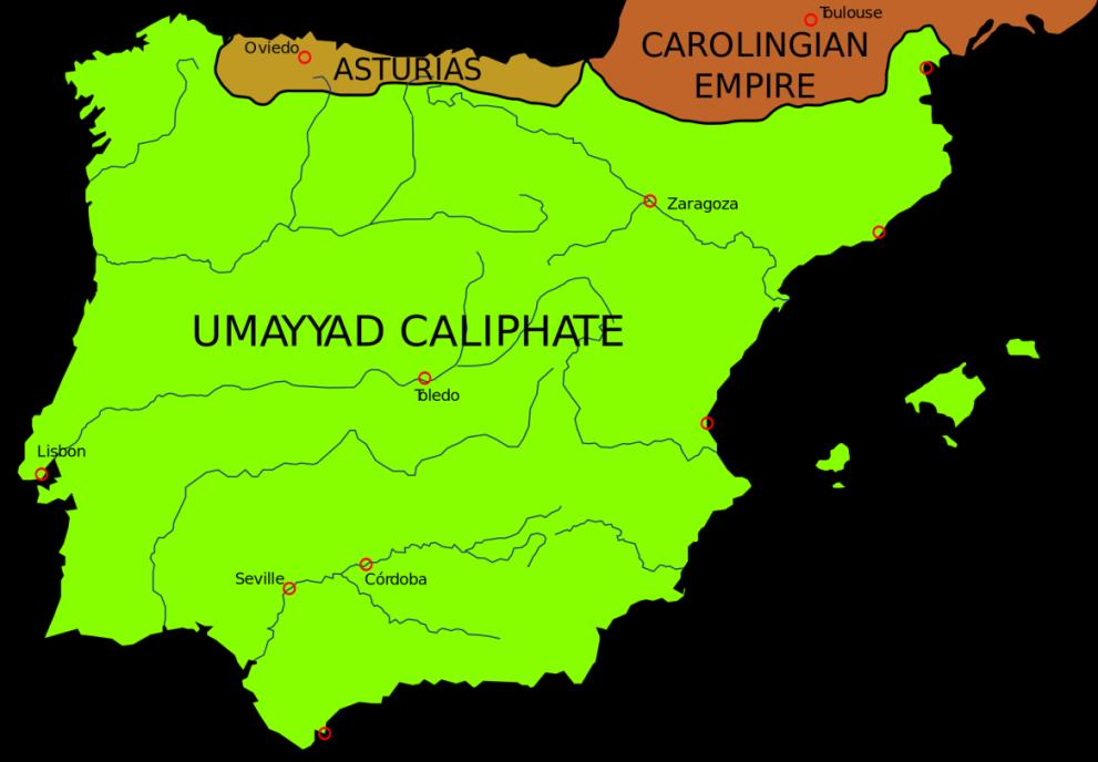 Umayyad in Spain- Culture Flourishes Muslims rulers presided over dazzling courts arts