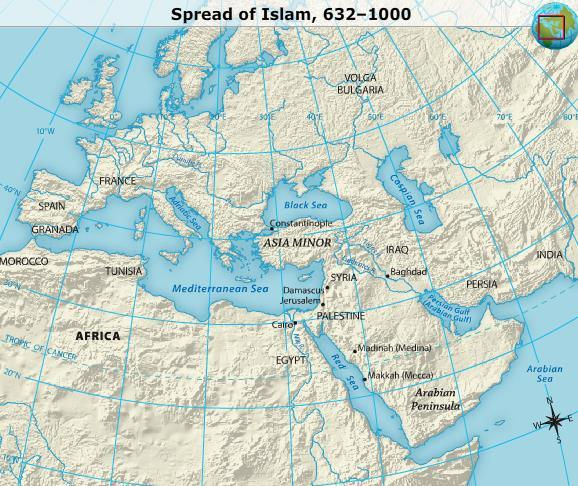 The Spread of Islam Abu