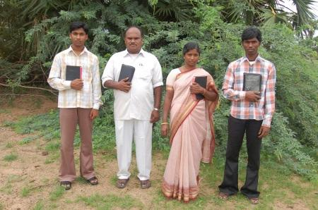 "The Anabaptists Churches of India ""Which are from India."