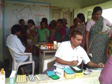 thousands who are sick, and provides Brother Yatham and his ministers many opportunities to