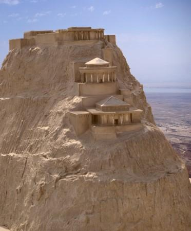 Upon arriving in the area we will ride cable cars to the top of Masada, King Herod's fortress in the Judean Desert.