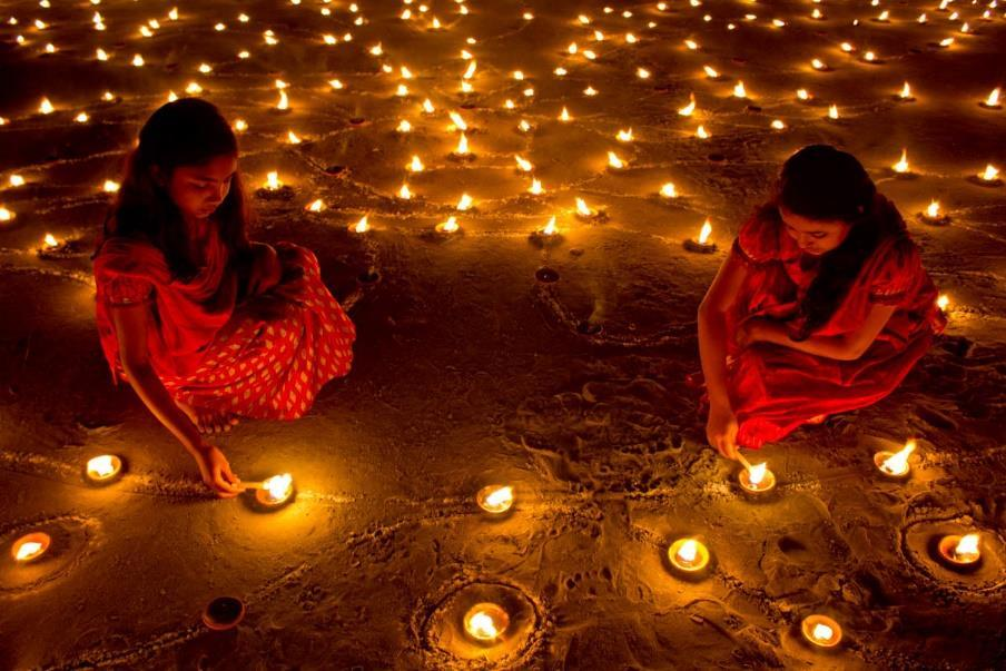Diwali is the Hindu festival of light!