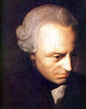 KANT S COMPROMISE We need to change the way we look at knowledge and say there are different types of truths.
